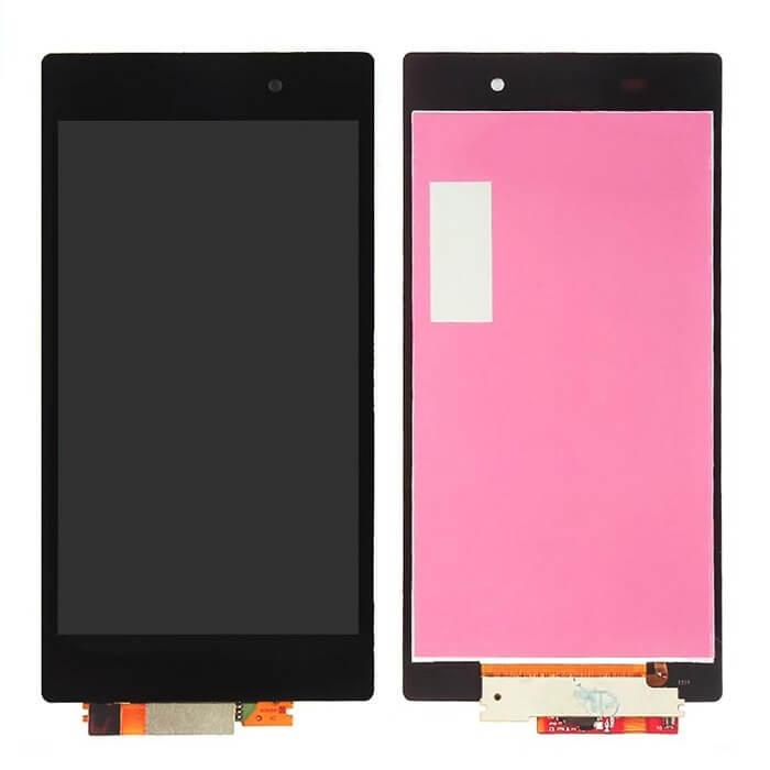Дисплей для Sony Xperia Z1 в сборе с сенсорным стеклом (копия AAA)