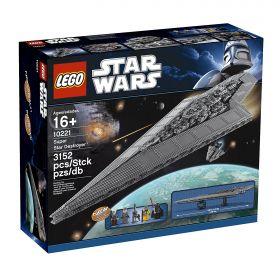 Lego Star Wars 10221 Супер звёздный разрушитель