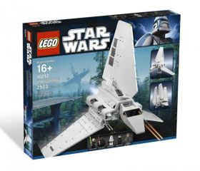 Lego Star Wars 10212 Имперский шаттл