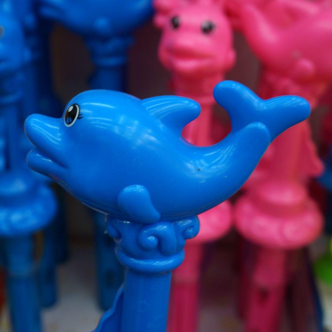 Гигантские мыльные пузыри Дельфин, большие