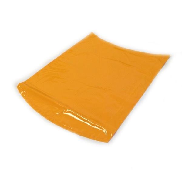 Пакет для созревания и хранения сыра термоусадочный 180х250 мм желтый, 5 шт