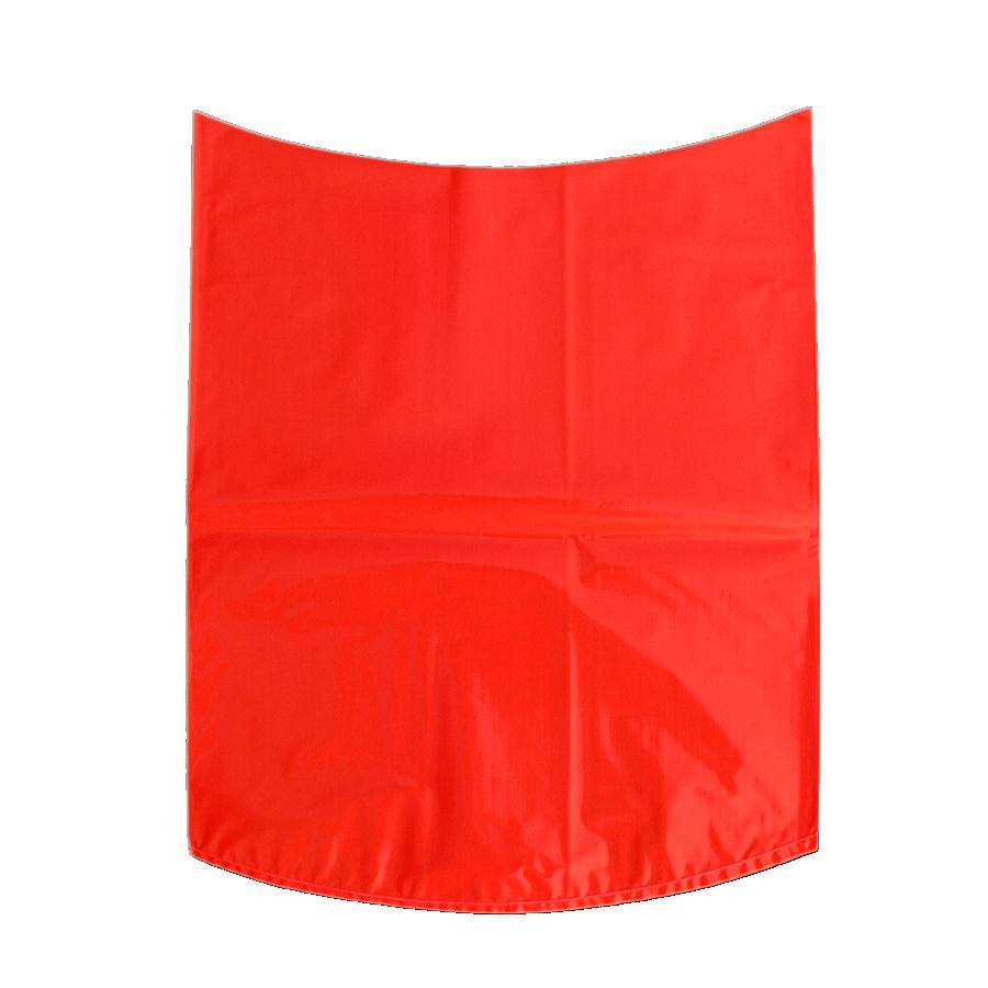 Пакет для созревания и хранения сыра термоусадочный 280х550 мм красный, 5 шт