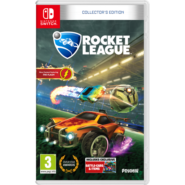 Игра Rocket League Collector's Edition (Nintendo Switch)