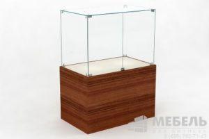 Музейная витрина куб