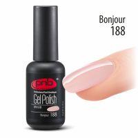 Цветной гель-лак PNB (Professional Nail Boutique) №188, 8 мл
