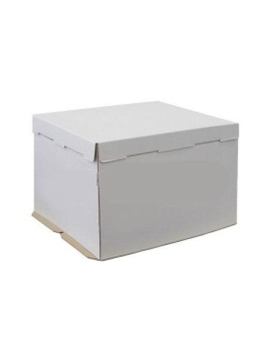 Коробка бел 400*400*350