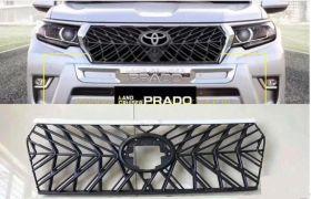 Решетка радиатора (Тип 2) для Toyota Land Cruiser Prado 150 2017 -