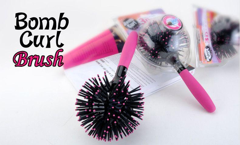 3D расчёска Bomb Curt