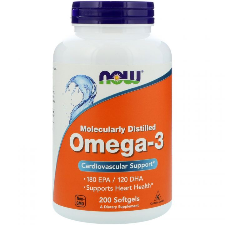 NOW - Omega 3
