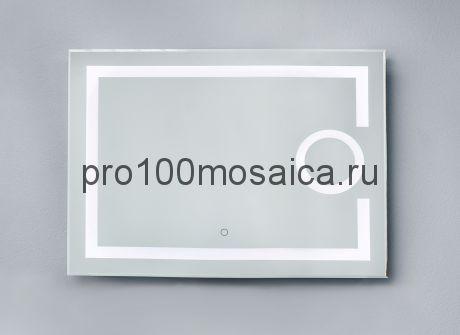 NSM-506 Зеркало с LED подсветкой, размер 800*600 мм (NS Bath)