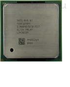 Процессор Intel Pentium 4 3.06 GHz (SL726) - lga478, 130 нм, 1 ядро/1 поток, 3.06 GHz, 70W
