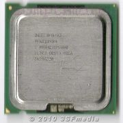 Процессор Intel Pentium 4 520 - lga775, 90 нм, 1 ядро/1 поток, 2.8 GHz, 84W, 800 MHz