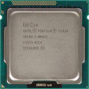 Процессор Intel Pentium G2020 - lga1155, 22 нм, 2 ядра/2 потока, 2.9 GHz [2783]