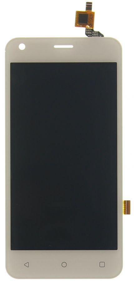 LCD (Дисплей) Fly FS455 Nimbus 11 (в сборе с тачскрином) (white) Оригинал