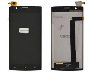 LCD (Дисплей) Fly FS501 Nimbus 3 (в сборе с тачскрином) (black) Оригинал