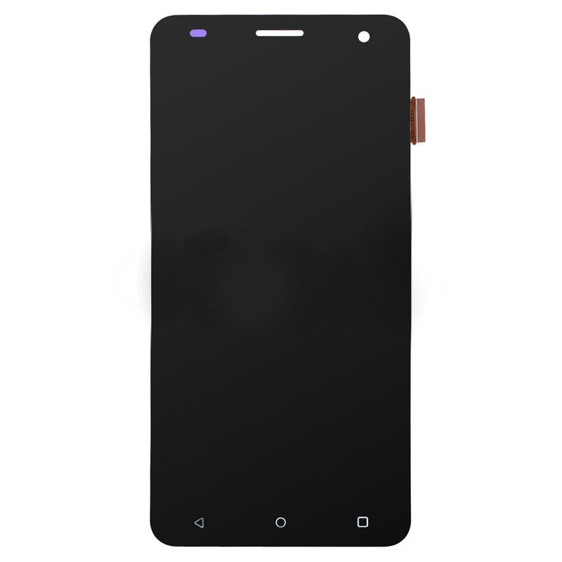 LCD (Дисплей) Fly FS504 Cirrus 2 (в сборе с тачскрином) (black) Оригинал