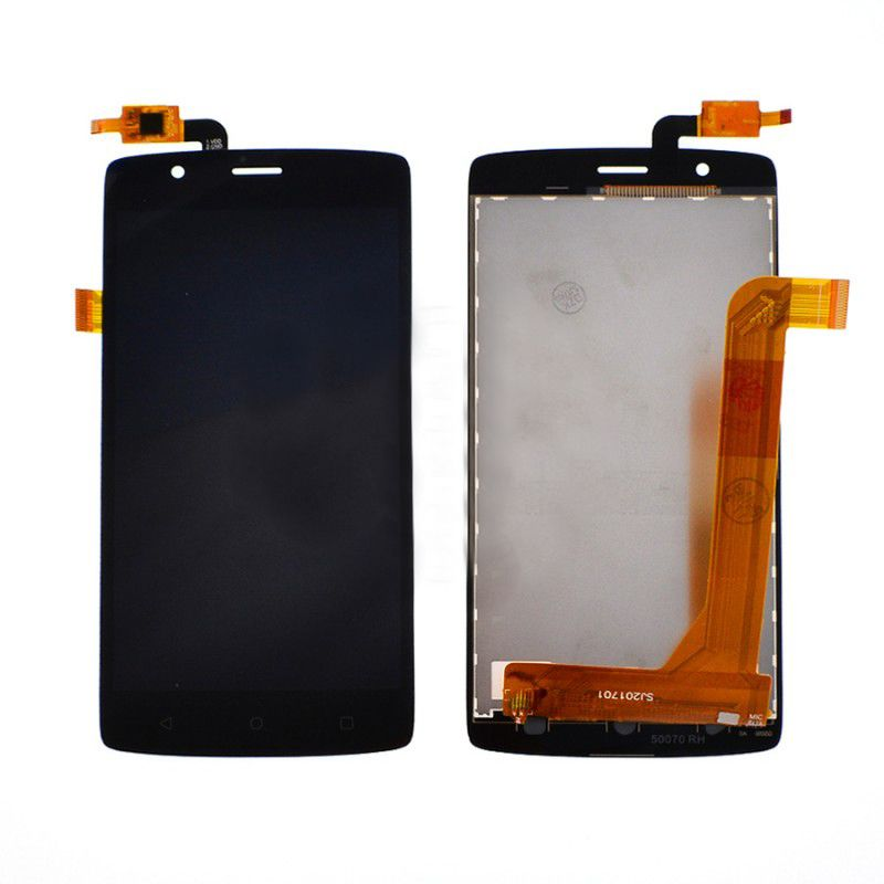 LCD (Дисплей) Fly FS506 Cirrus 3 (в сборе с тачскрином) (black) Оригинал