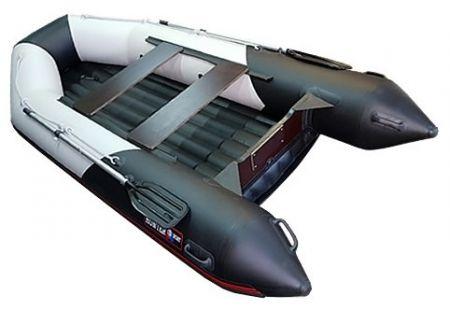 Надувная лодка HUNTERBOAT Хантер 345 ЛКА