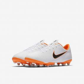Детские бутсы NIKE VAPOR 12 ACADEMY PS MG JR AH7349-107