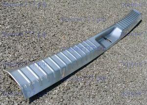 Накладка в проем двери багажника, вариант 2, нерж. сталь