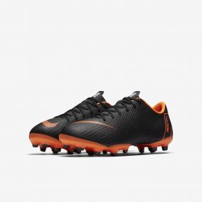 Детские бутсы NIKE VAPOR 12 ACADEMY GS MG JR AH7347-081