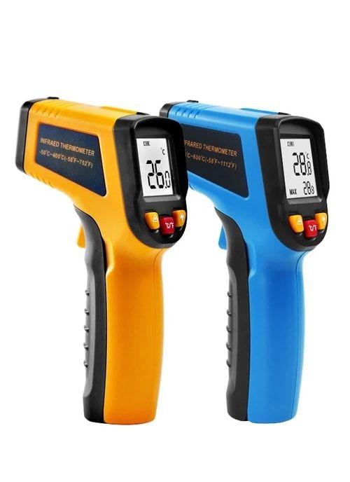Термометр-пирометр кухонный Инфракрасный -50 +400С