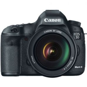 Canon EOS 5D Mark III Kit 24-70mm f 2.8L USM