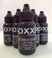 Базовое каучуковое покрытие для гель-лака OXXI Professional, 30 мл