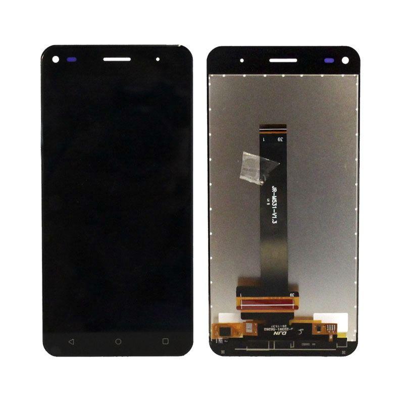 LCD (Дисплей) Fly FS507 Cirrus 4 (в сборе с тачскрином) (black) Оригинал