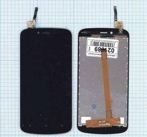 LCD (Дисплей) Fly FS512 Nimbus 10 (в сборе с тачскрином) (black) Оригинал