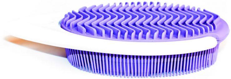 Щётка Spa Sweepa фиолетовая