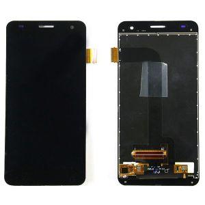 LCD (Дисплей) Fly FS514 Cirrus 8 (в сборе с тачскрином) (black) Оригинал