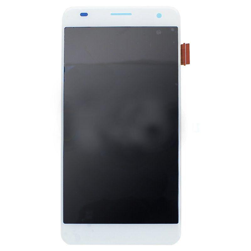 LCD (Дисплей) Fly FS514 Cirrus 8 (в сборе с тачскрином) (white) Оригинал