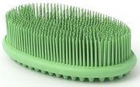 Щётка душ-массаж Sweepa зелёная