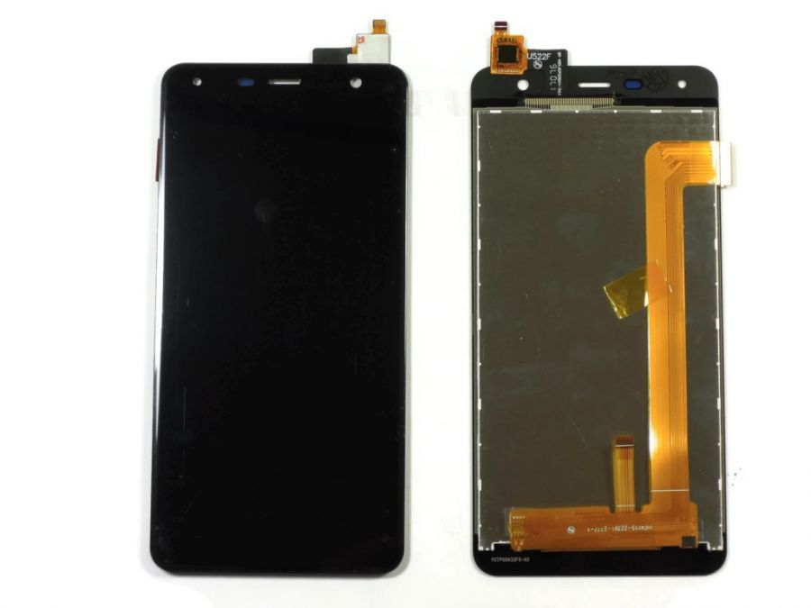 LCD (Дисплей) Fly FS517 Cirrus 11 (в сборе с тачскрином) (black) Оригинал
