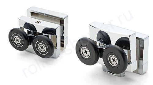 Ролик VH072 Cezares (комплект 8шт) Диаметр колеса 20мм