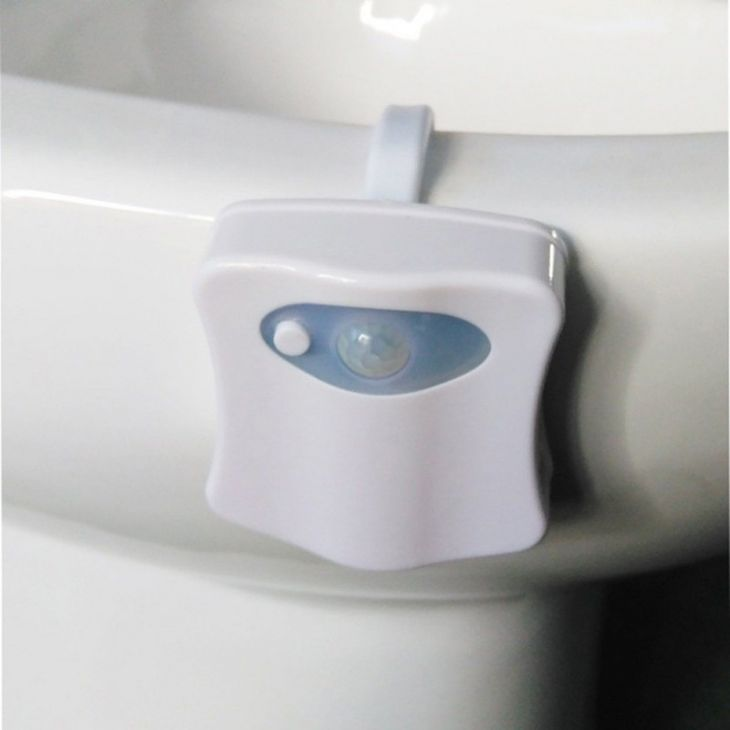 Светодиодный светильник для туалета
