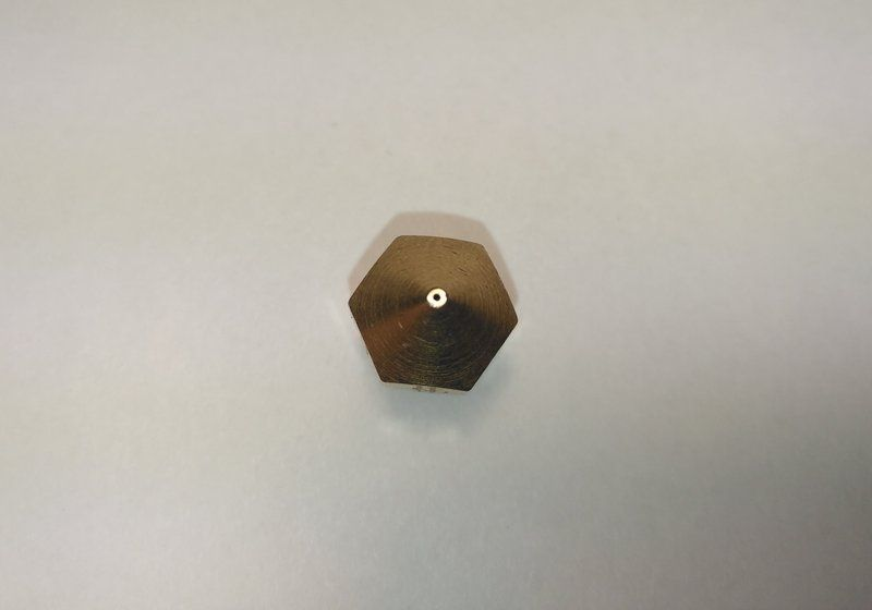 Стандартное сопло для 3D-принтера Faberant Cube, 0.5 мм