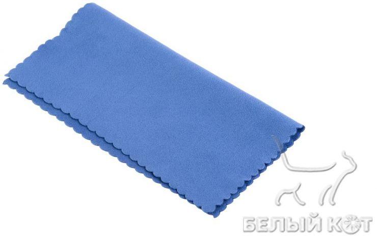 Салфетка для лица Nano Sliced тёмно-синяя 20 х 20 см
