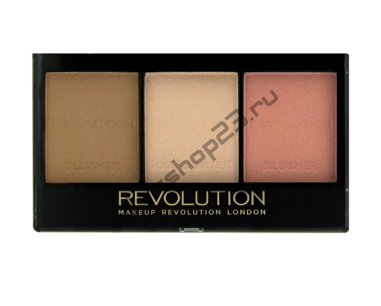 "MakeUp Revolution - Набор для скульптурирования ""Ultra Sculpt & Contour Kit"""