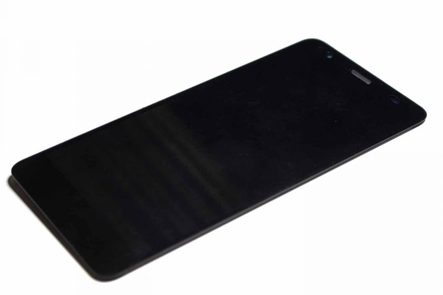 LCD (Дисплей) Fly FS553 Cirrus 9 (в сборе с тачскрином) (black) Оригинал