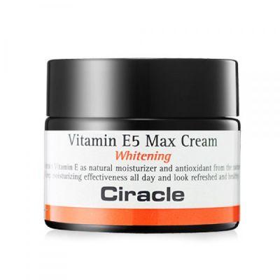 Осветляющий крем с Витамином Е5 для лица Vitamin E5 Max Cream 50мл