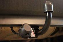 Фаркоп Bosal Vfm, с электрикой, крюк на 2х болтах, тяга 1.4т