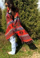 Шикарный непальский палантин плед из шерсти с акрилом. Интернет магазин, шоурум, Москва