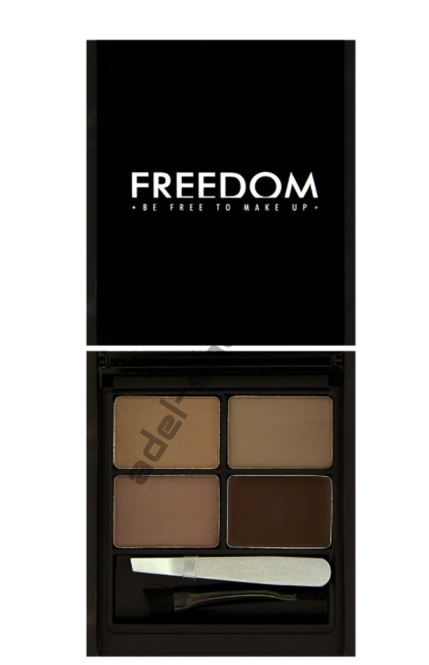 "Freedom Makeup London - Палетка для бровей ""Pro Eyebrow"""