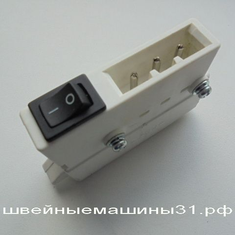 Вход электропитания BROTHER PX 100,200,300 и др.       цена 500 руб.