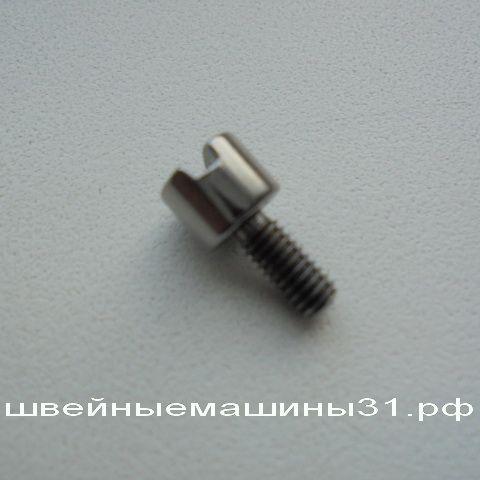 Винт крепления адаптера лапки BROTHER PX    цена 150 руб