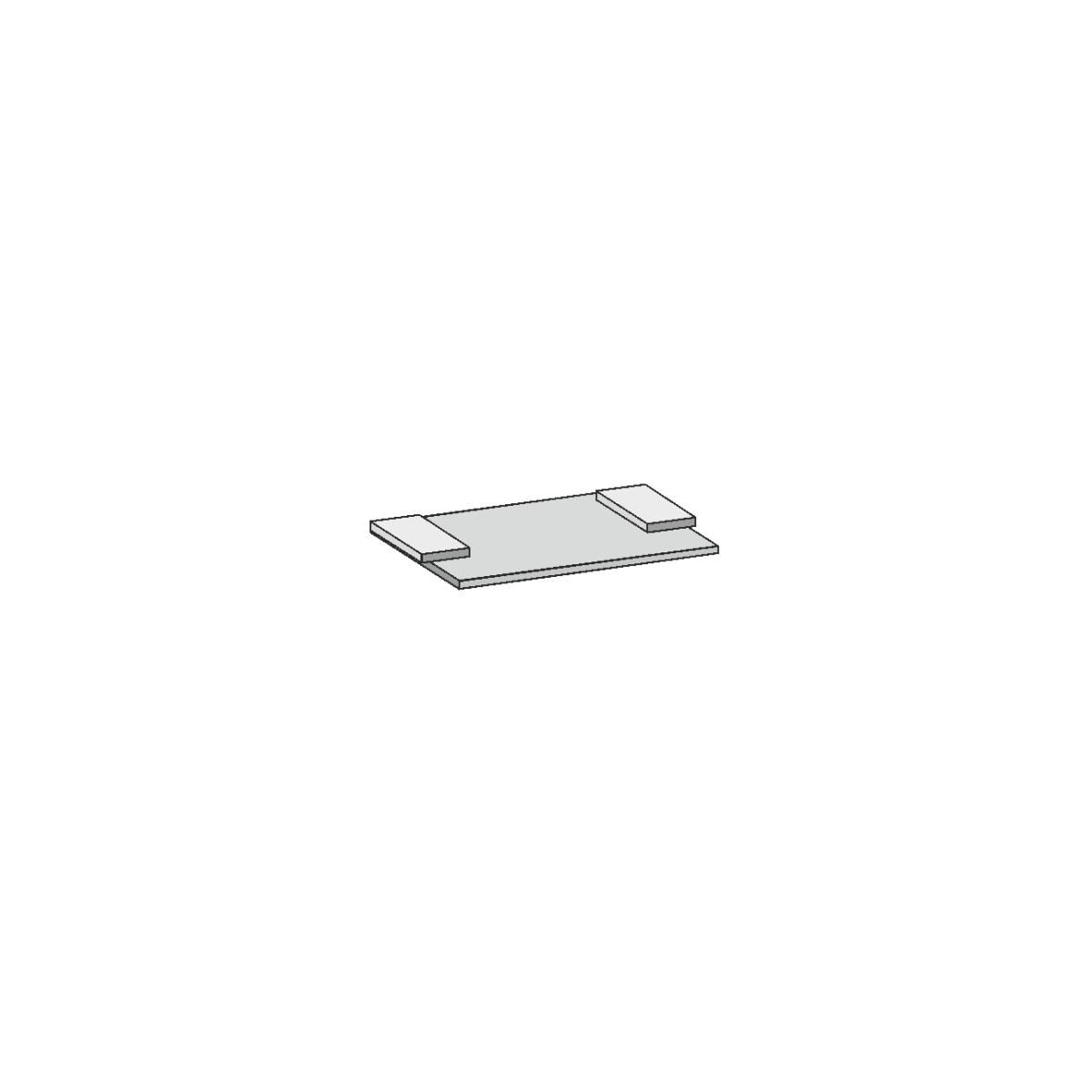 Полка для классической вытяжки 600Д Анжелика