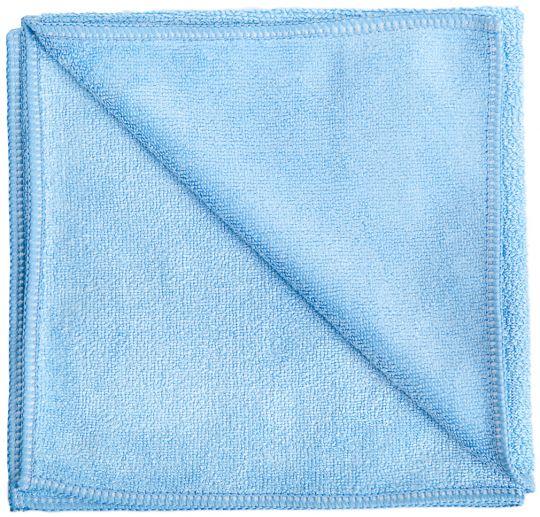 Салфетка Люкс 32 х 31 см голубая
