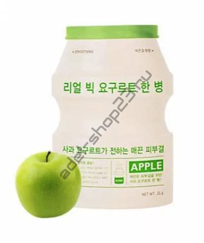 A'PIEU - Real Big Yogurt One-Bottle (Apple)